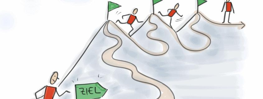 Ziele und kein Ende in Sicht